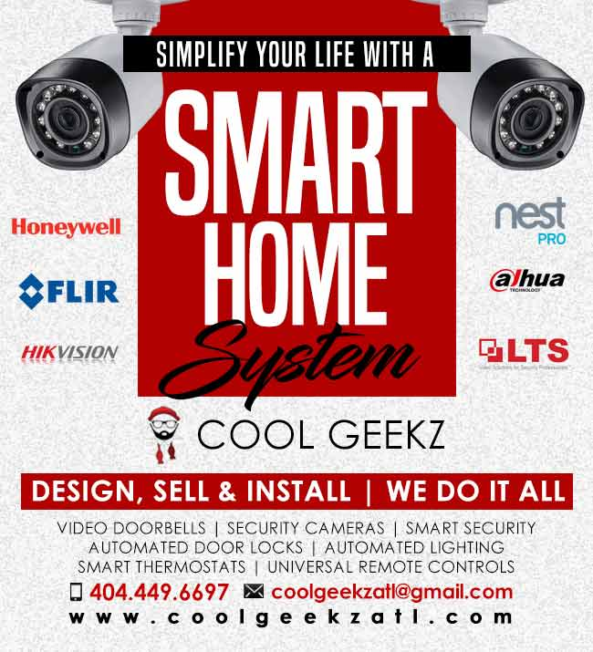 Smart Home Installer in Atlanta